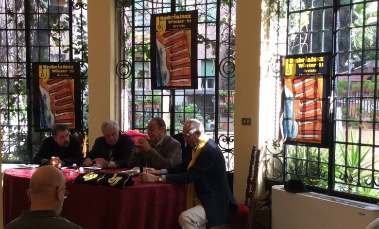 (Italiano) Conferenza stampa Umbria Jazz Winter #21