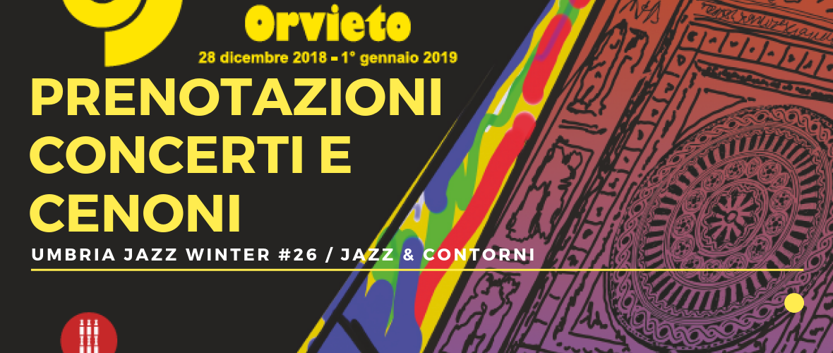 UMBRIA JAZZ WINTER #26